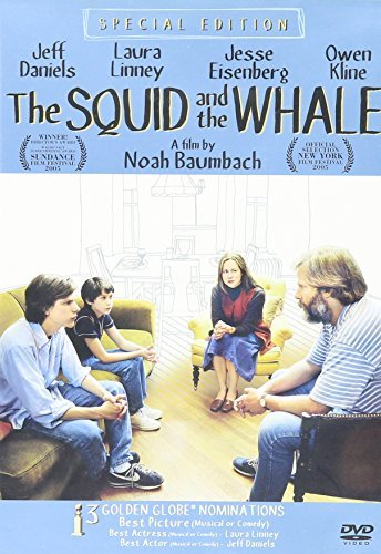 Squid & The Whale Daniels Linney Eisenberg Kline