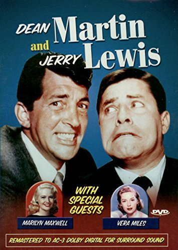 Jerry Lewis Vera Miles Marilyn Maxwell Dean Martin Dean Martin And Jerry Lewis