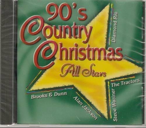 90's Country Christmas All Stars 90's Country Christmas All Stars