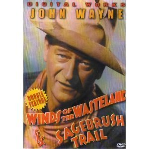 Winds Of The Wasteland Sagebrush Wayne John Double Feature