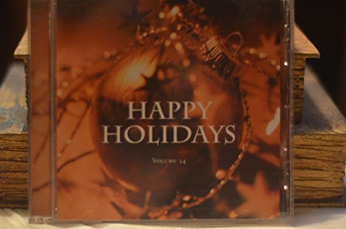James Galway Andre Previn Orchestra Gladys Knight Happy Holidays Vol 34