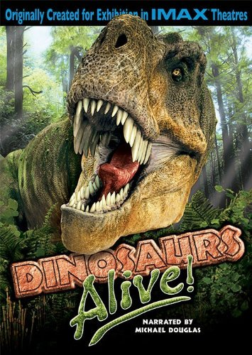 Dinosaurs Alive Imax Ws Nr