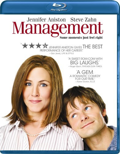 Management Aniston Zahn Harrelson Blu Ray Ws R