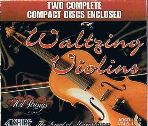 101 Strings Orchestra Waltzing Violins