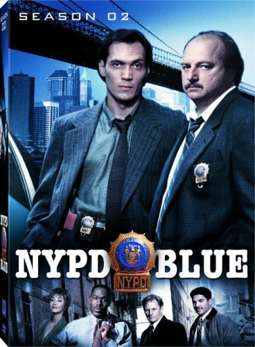 Nypd Blue Season 2 DVD Nr 6 DVD