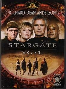 Stargate Sg 1 Season 4 Vol. 4