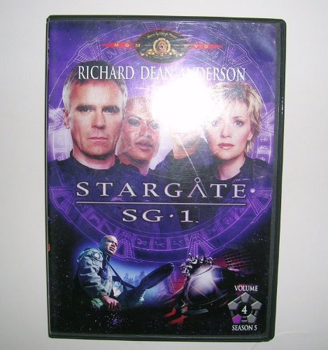 Stargate Sg 1 Season 5 Vol. 4