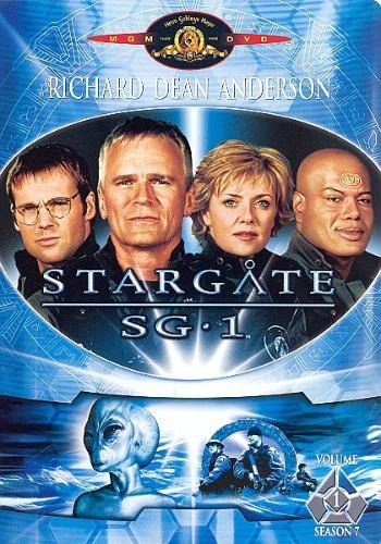 Stargate Sg 1 Season 7 Vol. 1