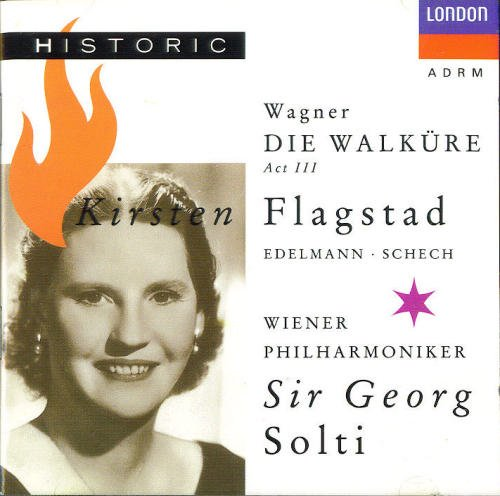 R. Wagner Die Walkure Act 3 (london)