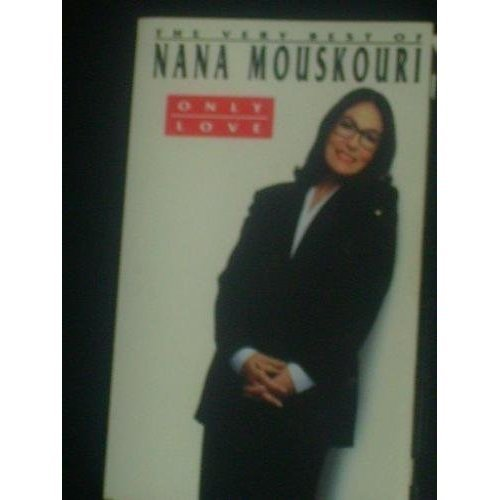 Nana Mouskouri Very Best Of Nana Mouskouri Only Love