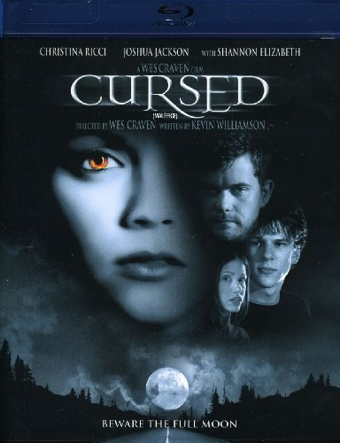 Cursed (2005) Cursed Import Can Blu Ray