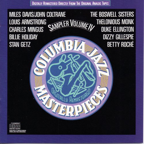 Various Artists Columbia Jazz Masterpieces Sampler Vol. 4