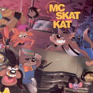 Mc Skat Kat Adventures Of Mc Skat Kat & The Stray Mob