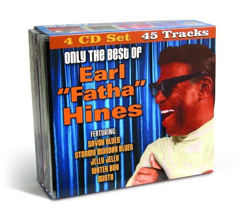 Earl Hines Only The Best Of Earl Hines 4 CD