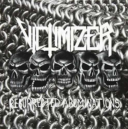 Victimizer Resurrected Abominations Import Gbr