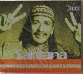 Santana Triple Treasures Import Eu