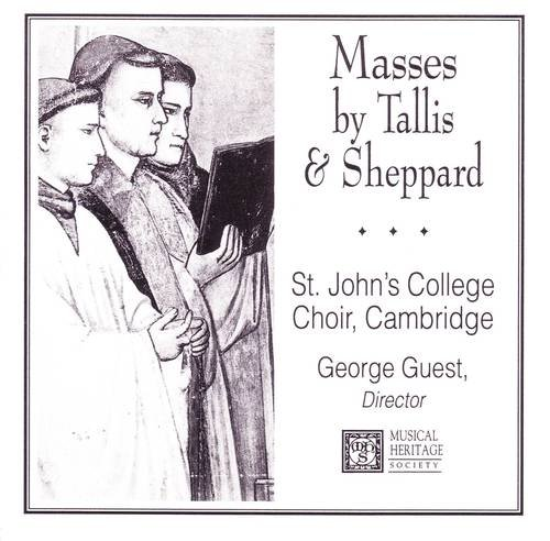 Tallis Sheppard Masses By Tallis And Sheppard St John's College C