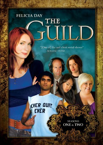 Guild Guild Seasons 1 2 Nr 2 DVD