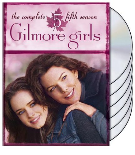 Gilmore Girls Season 5 DVD Nr 6 DVD