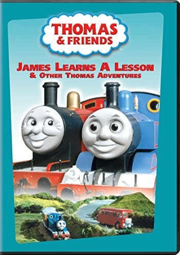 James Learns A Leson Thomas & Friends Nr