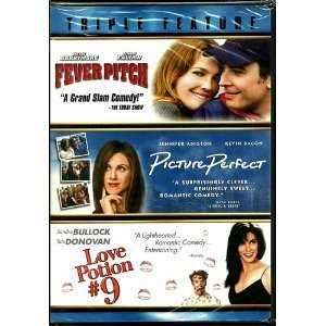 Triple Feature Fever Pitch Picture Perfect Love Potion #9