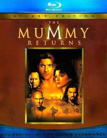 Mummy Returns Mummy Returns Ws Blu Ray R Incl. Movie Cash