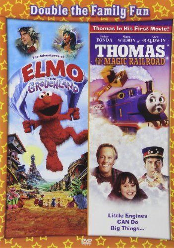 Adventures Of Elmo In Grouchla Adventures Of Elmo In Grouchla Nr 2 DVD