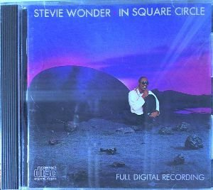 Wonder Stevie In Square Circle