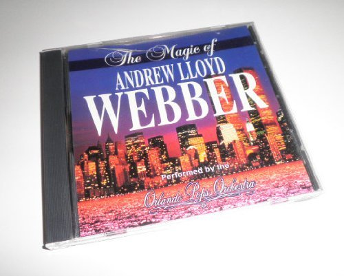 Andrew Lloyd Webber Magic Of Andrew Lloyd Webber