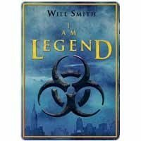 I Am Legend Smith Richardson Braga Pollack Ws 2 Disc