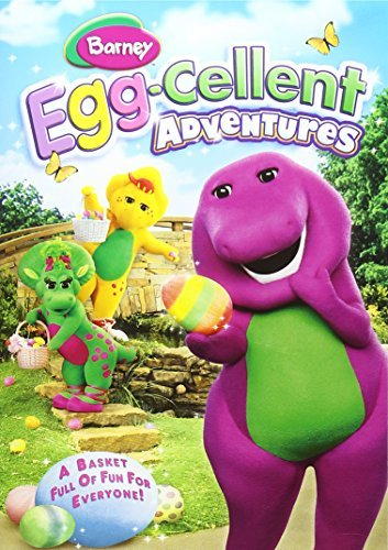 Egg Cellent Adventures Barney Nr