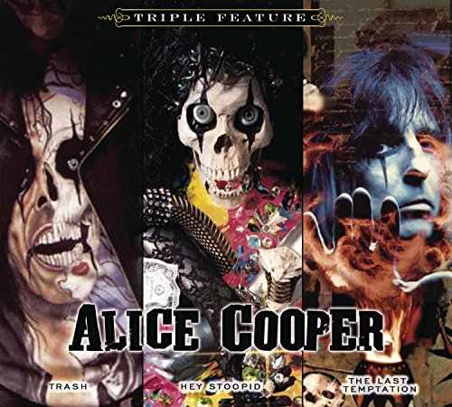Alice Cooper Triple Feature