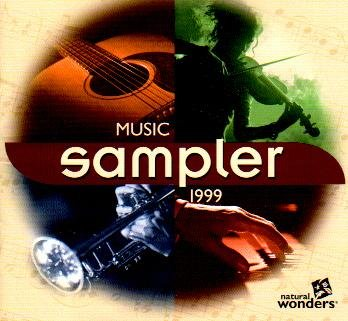 Natural Wonders Music Sampler Natural Wonders Music Sampler 1999