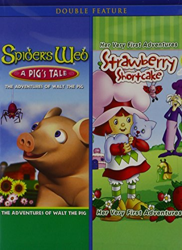 Strawberry Shortcake Spiders T Strawberry Shortcake Spiders T Nr 2 DVD