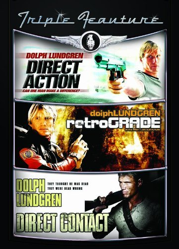 Direct Action Retrograde Direc Lundgren Dolph R 3 DVD