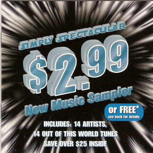 Simply Spectacular New Music Sampler