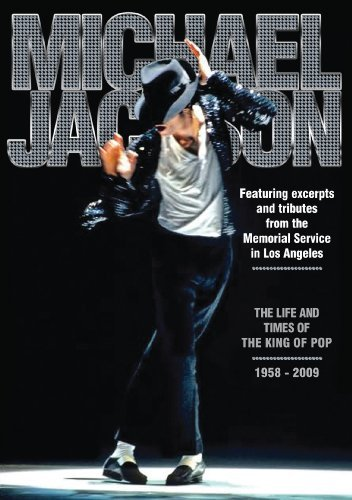 Jackson Michael Life & Times Of The King Of Po Nr