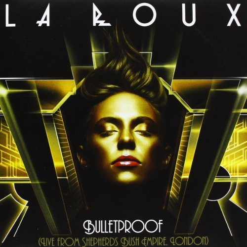 La Roux Bulletproof (live & Remixed) 7 Inch Single