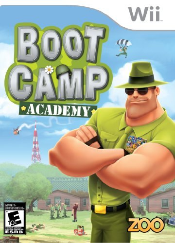 Wii Boot Camp