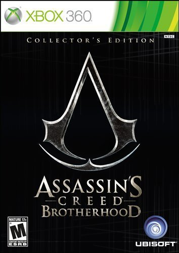Xbox 360 Assassins Creed Brotherhood Collector's Edition