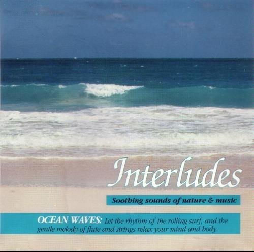 Gruskin Steven Ocean Waves...Interludes Soothing Sounds Of Natur