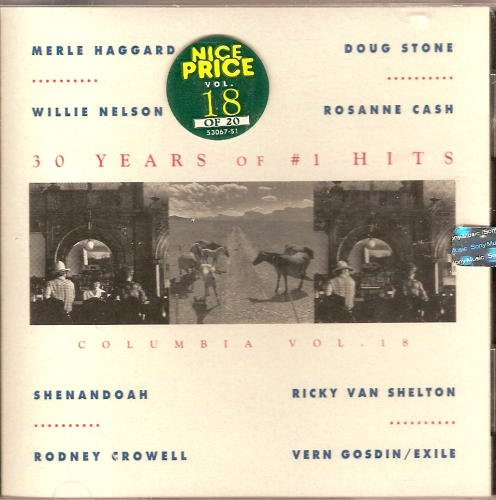 30 Years Of #1 Hits Vol. 18