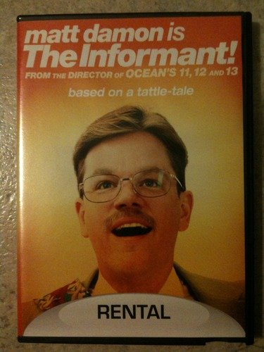 Informant! Damon Bakula Mchale Lynskey Rental Version