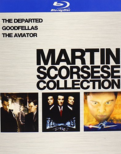 Martin Scorcese Collection Scorcese Martin Blu Ray Ws Nr