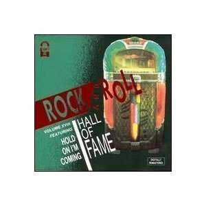 Vol. 18 Hold On (i'm Rock 'n' Roll Hall Of Fame Rock 'n' Roll Hall Of Fame Vol. 18 Hold On (i'm