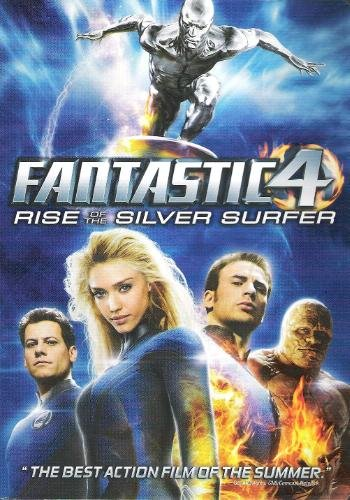 Fantastic 4 Rise Of The Silver Gruffudd Alba Evans Chiklis