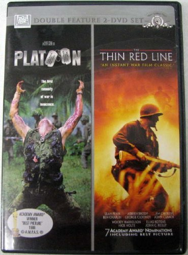 Platoon Thin Red Line Double Feature
