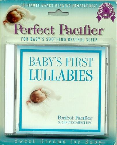 Sherri Huffman Perfect Pacifier Baby's First Lullabies