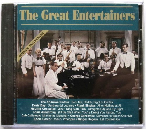 Great Entertainers Great Entertainers