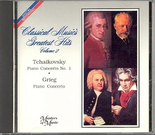 Classical Music's Greatest Hits Vol. 2 Classical Music's Greatest Hits